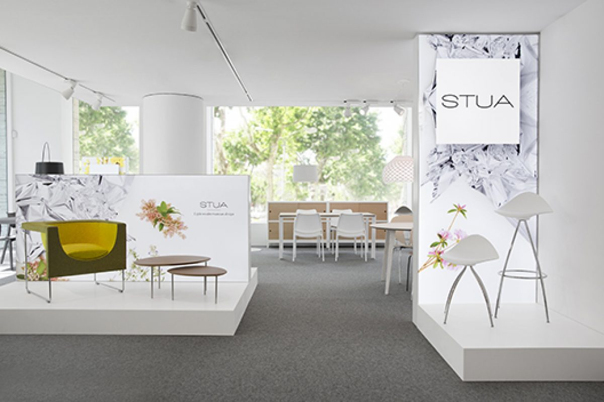 Stua opens new space in Barcelona. At Espai Pilma you will discover the entire STUA collection in lovely surroundings
