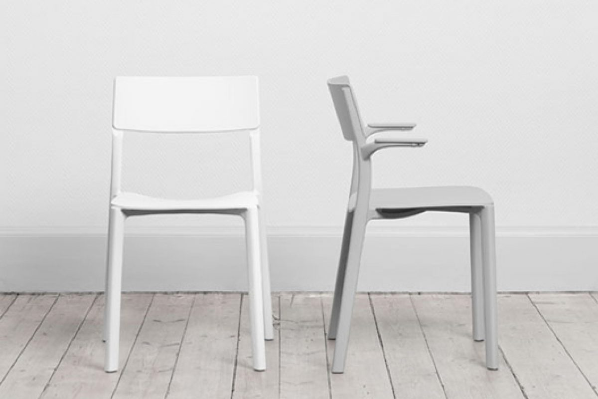 Janinge, the new seating collection by Form Us  With Love for Ikea. Durable design and affordability