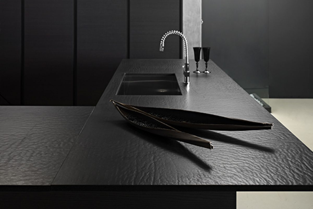 LivingKitchen 2015 preview: new quartz slabs collections for kitchen tops by Stone Italiana
