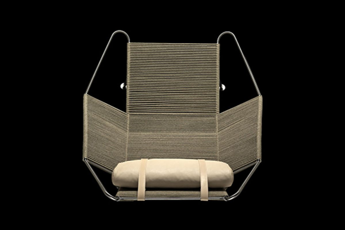 Flag Halyard Chair, a classic Nordic design created by Hans Wegner in 1950 for PP Mobler