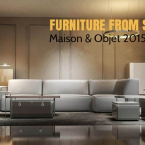 15 Spanish companies in furniture and high-end decoration land at Maison&Objet coordinated by Anieme