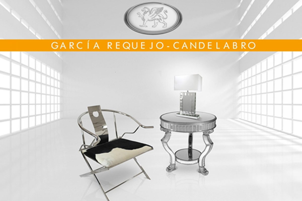 García Requejo-Candelabro introduces new collections at Maison&Objet 2015