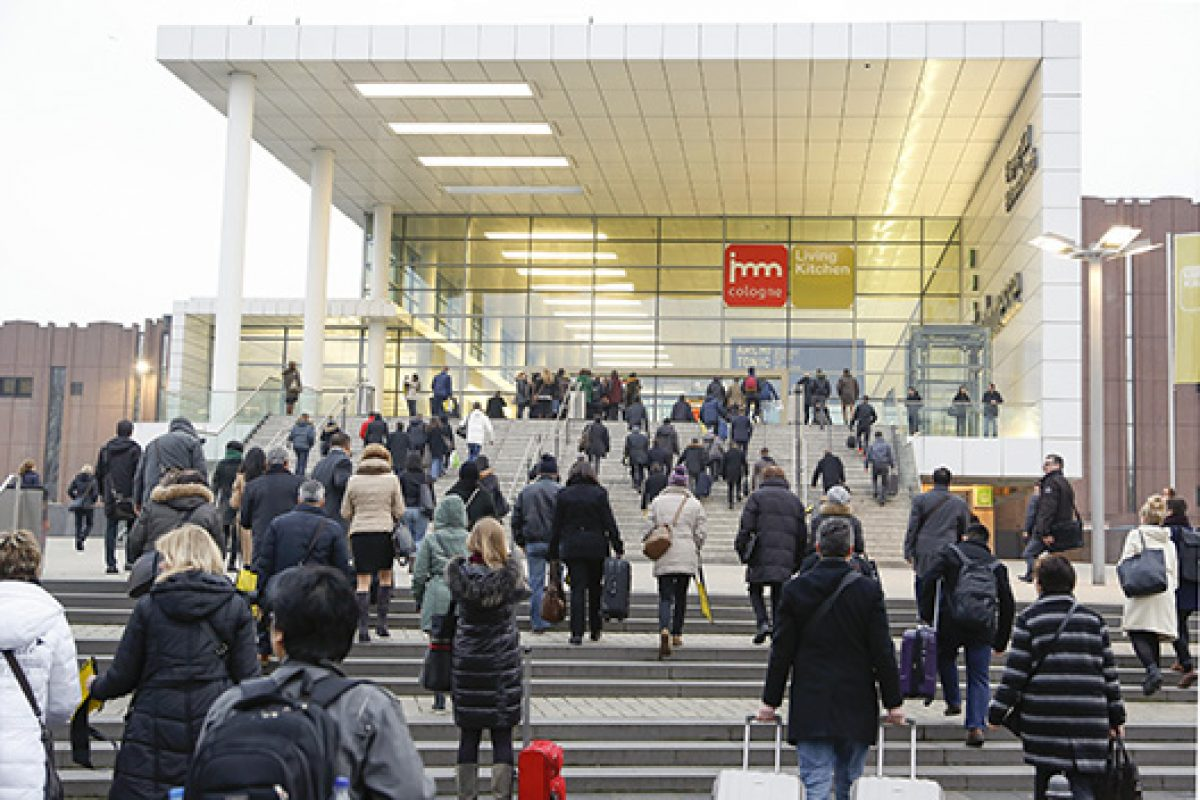 Trade fair duo imm cologne and LivingKitchen a complete success with significant increase in visitors