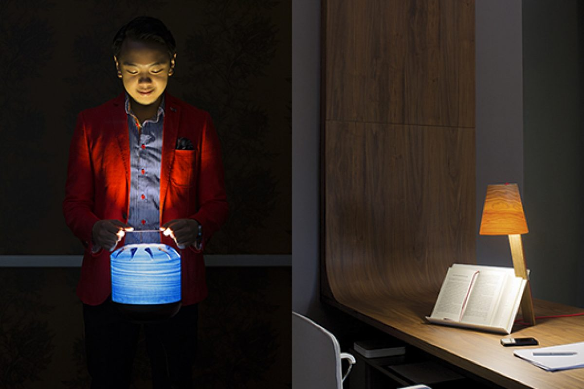 Chou by Yonoh and Asterisco by Cuatro Cuatros, both of Lzf Lamps brand, receive an iF Design Award 2015