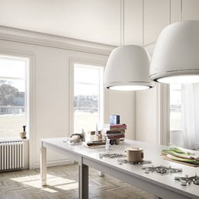 Édith kitchen hood, designed by Fabrizio Crisà for Elica, wins the 2015 iF Design Award