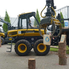 Forestry and wood-based energy highlights at Ligna 2015