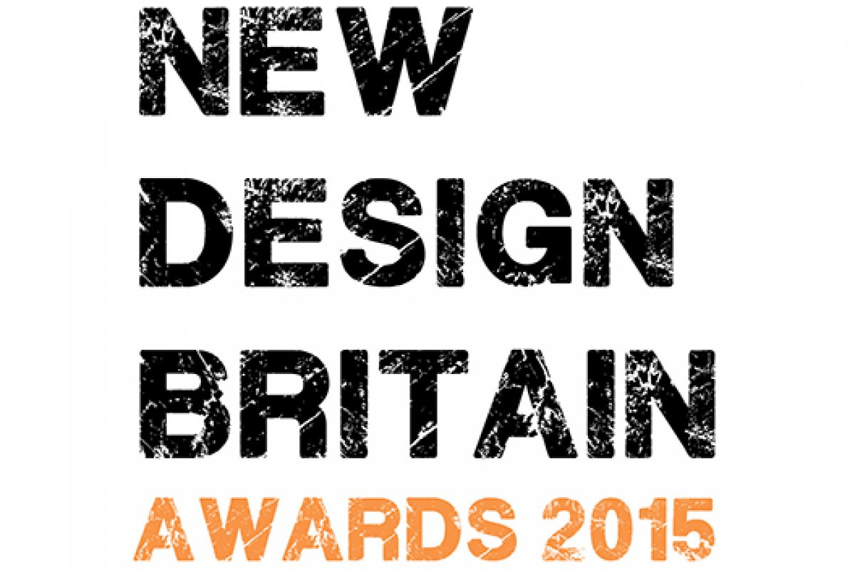 New Design Britain 2015 shortlist revealed. Top new design talent to be judged live at the May Design Series