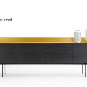 The Stockholm collection, designed by Mario Ruiz for Punt, awarded with a Red Dot 2015