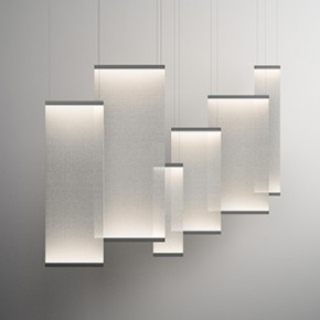 Curtain, an impacting and versatile lighting system designed by Arik Levy for Vibia