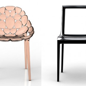 Eugeni Quitllet seduces Kartell with his two new chairs Dream-Air and Cloud-io