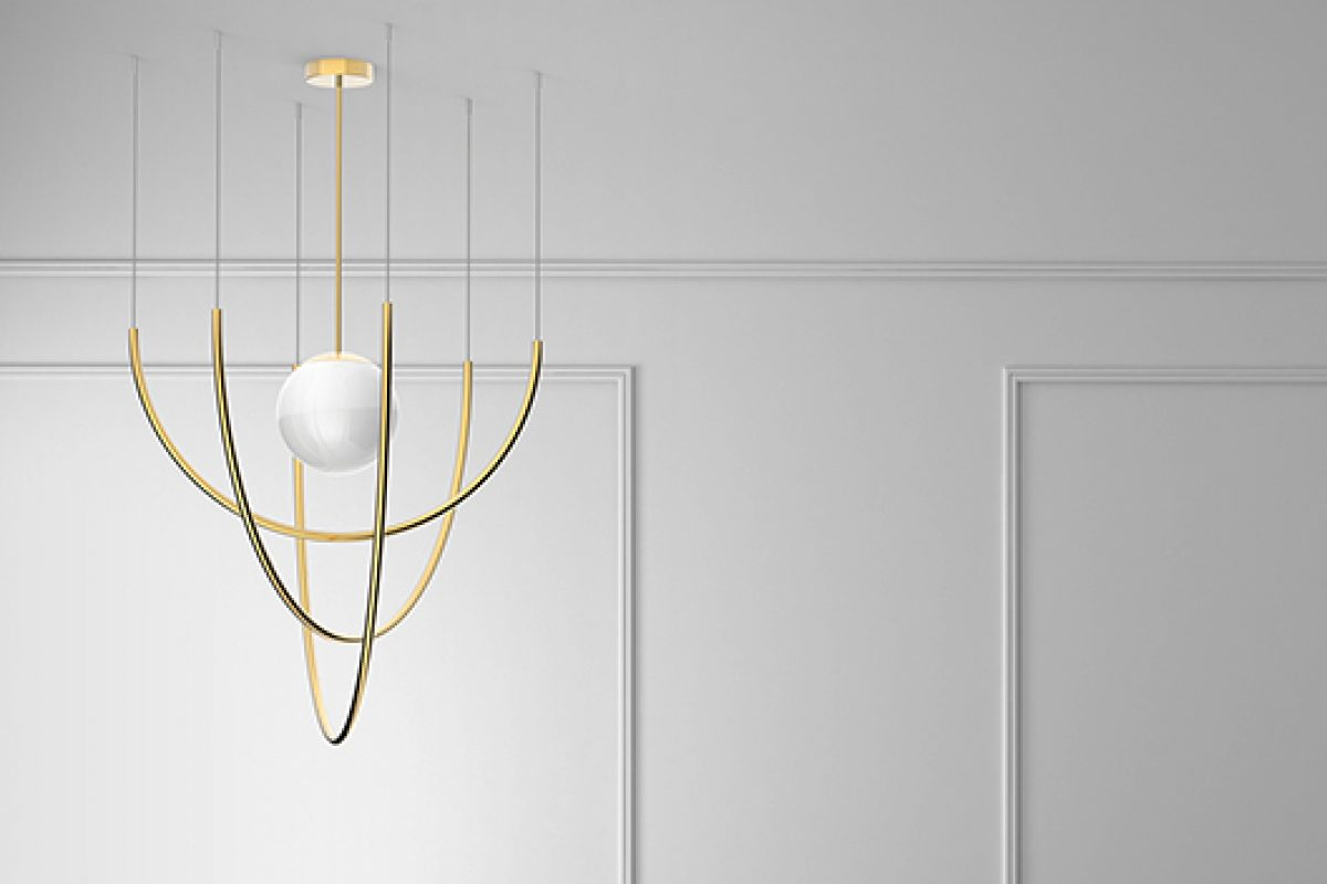 iSaloni 2015 preview: Jordi Blasi is inspired by Gaudí to design a new lighting collection for Pedret