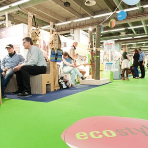 Ecostyle, the fair for sustainable consumer goods, focuses this year on the social design