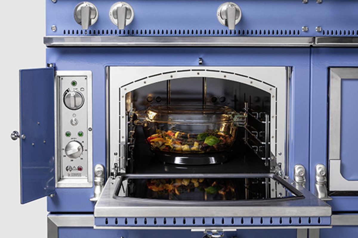 French kitchen company La Cornue presents Château G4, final cooking technology