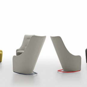 Tomoya Tabuchi designs Nagi for Viccarbe, a chair destined to become a classic modern icon