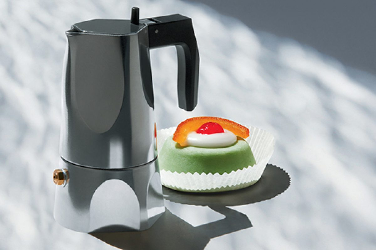 A Red Dot Design Award for Ossidiana, designed by Mario Trimarchi for ALESSI