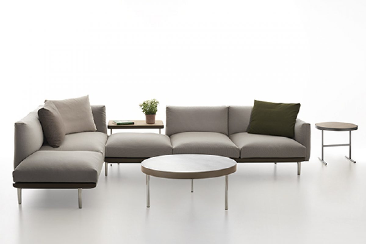 Boma Collection by Rodolfo Dordoni for Kettal. An outdoor sofa with indoor comfort