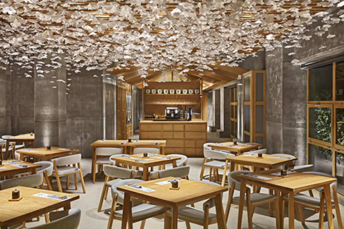 Shortlist announced for the Restaurant & Bar Design Awards 14/15