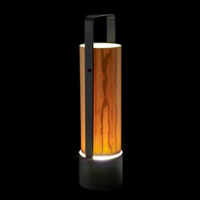 Piknik, the rechargeable, cordless, portable lamp by Lzf Lamps