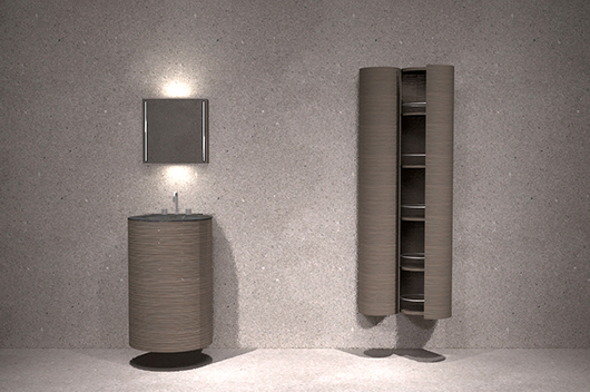 Joan Lao Designs The Vanity Unit Collection Water Space