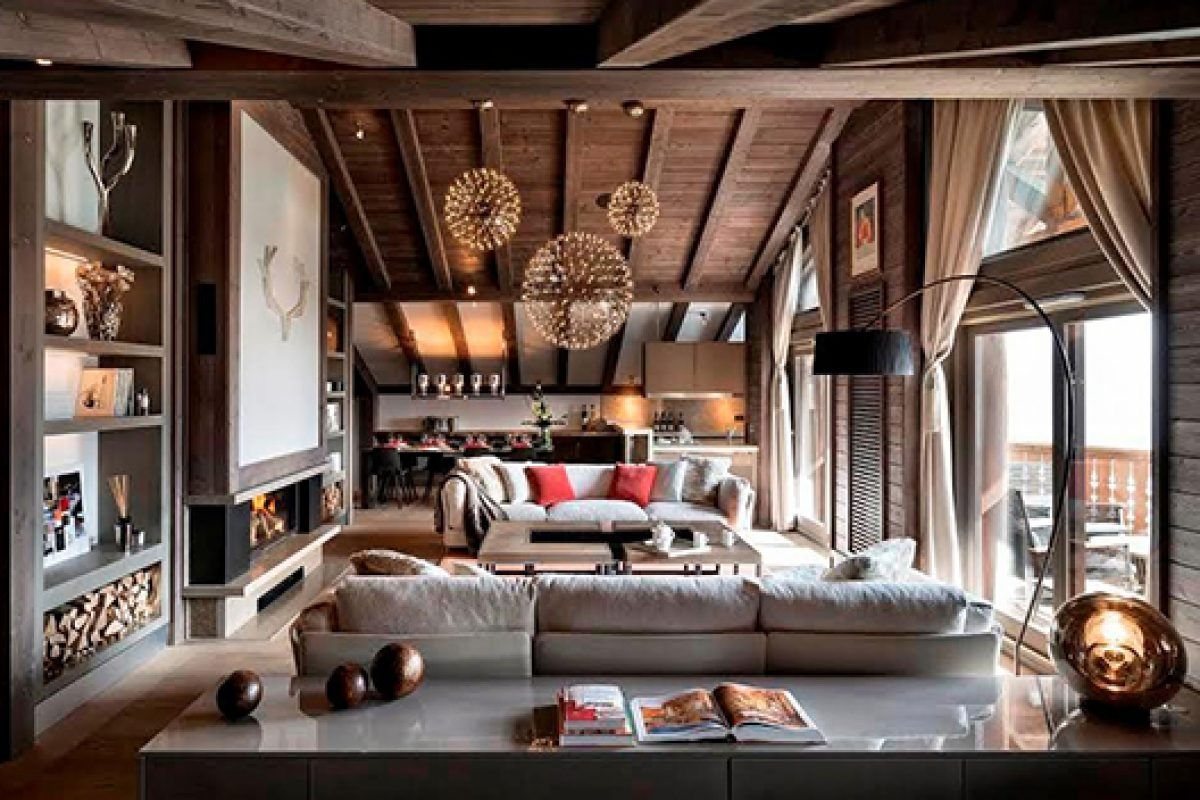 Alivar furnishes the One Courchevel Resort: the ultimate in luxury