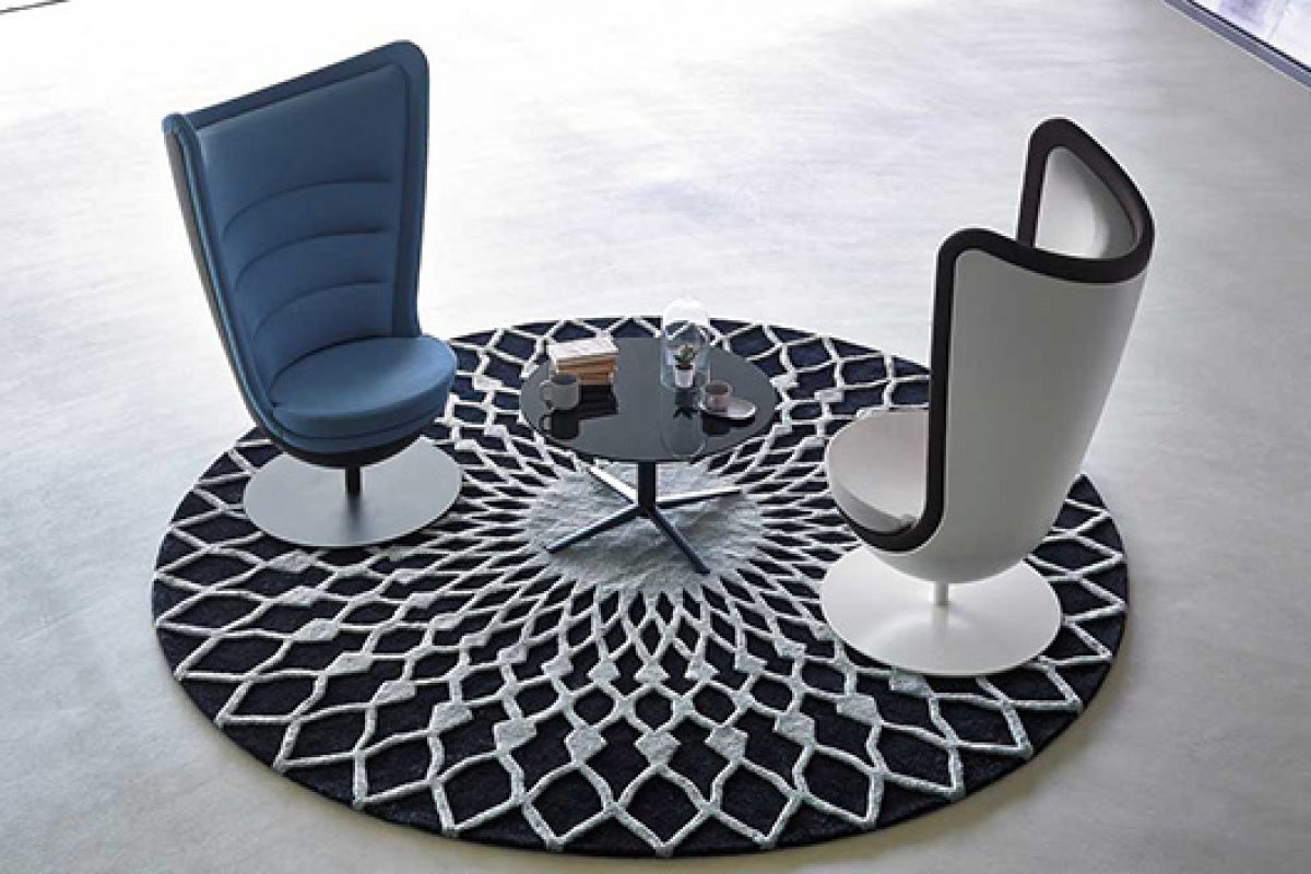 Feel different with Badminton, the armchair for soft seating areas designed by ITEMdesignworks for Actiu