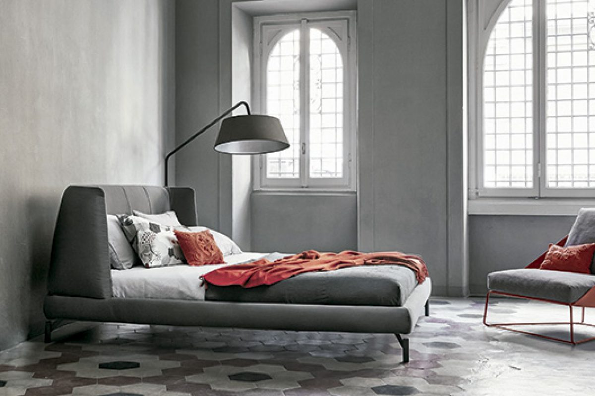 Bonaldo presents its new 2015 beds catalogue