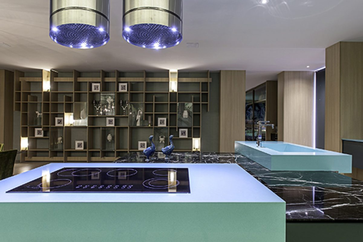 Cosentino launches 25th anniversary colour for Silestone Acqua Fraccaroli