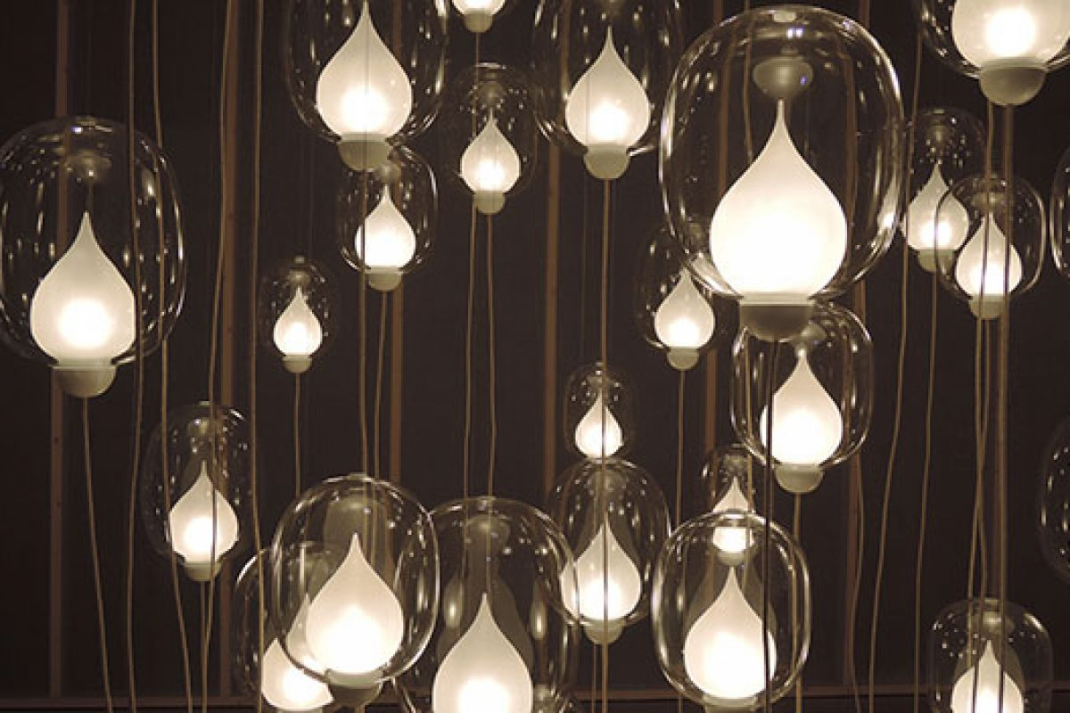 Intriguing activities, light Installations and flash factories at designjunction2015