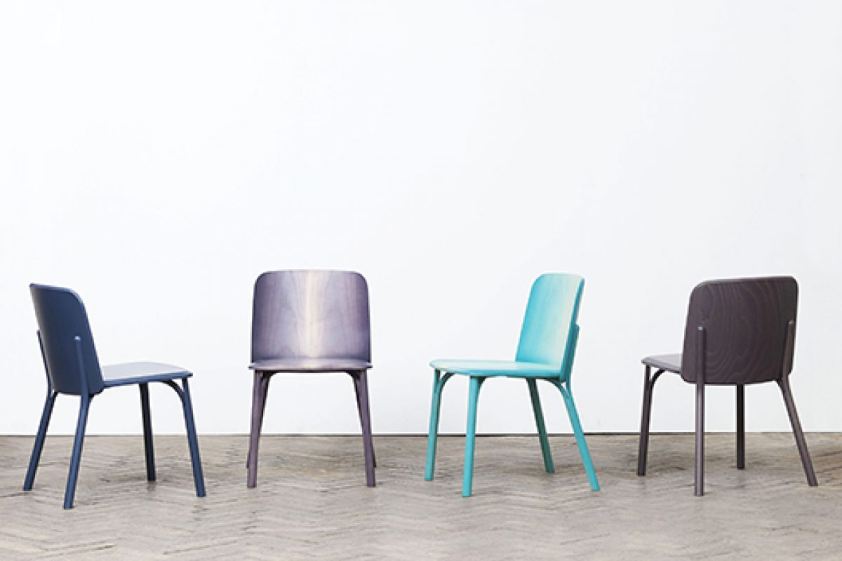Czech company Ton presents new collections designed by Arik Levy at designjunction