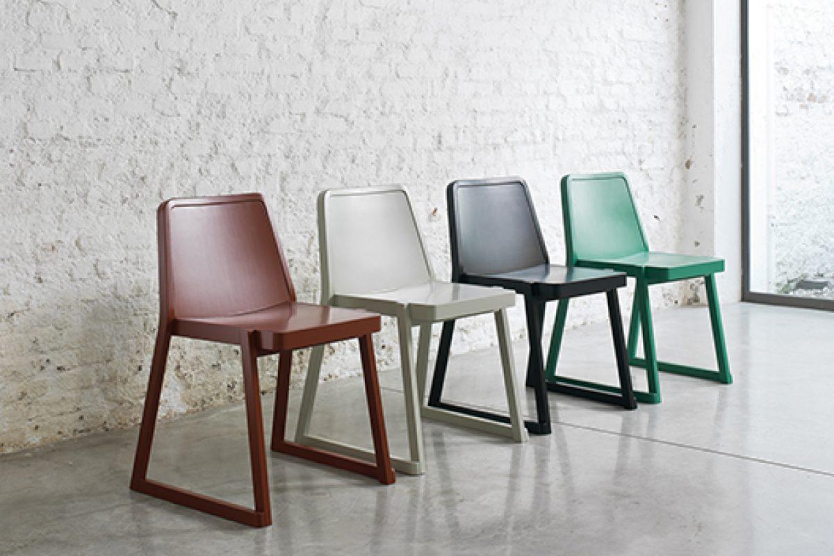 Roxanne Collection by Emilio Nanni for Trabà, the chair that meets all requirements