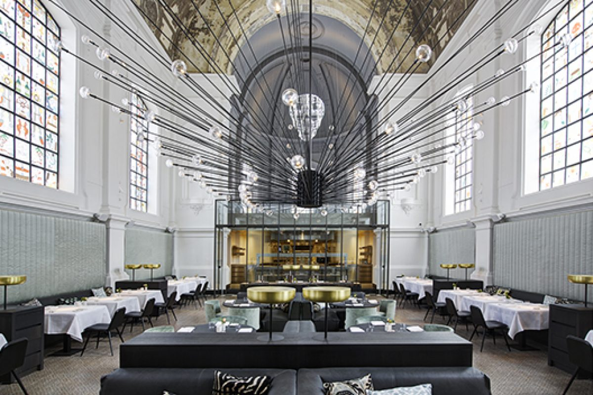 Announced winners of the Restaurant & Bar Design Awards 2015 to best designed spaces in the world