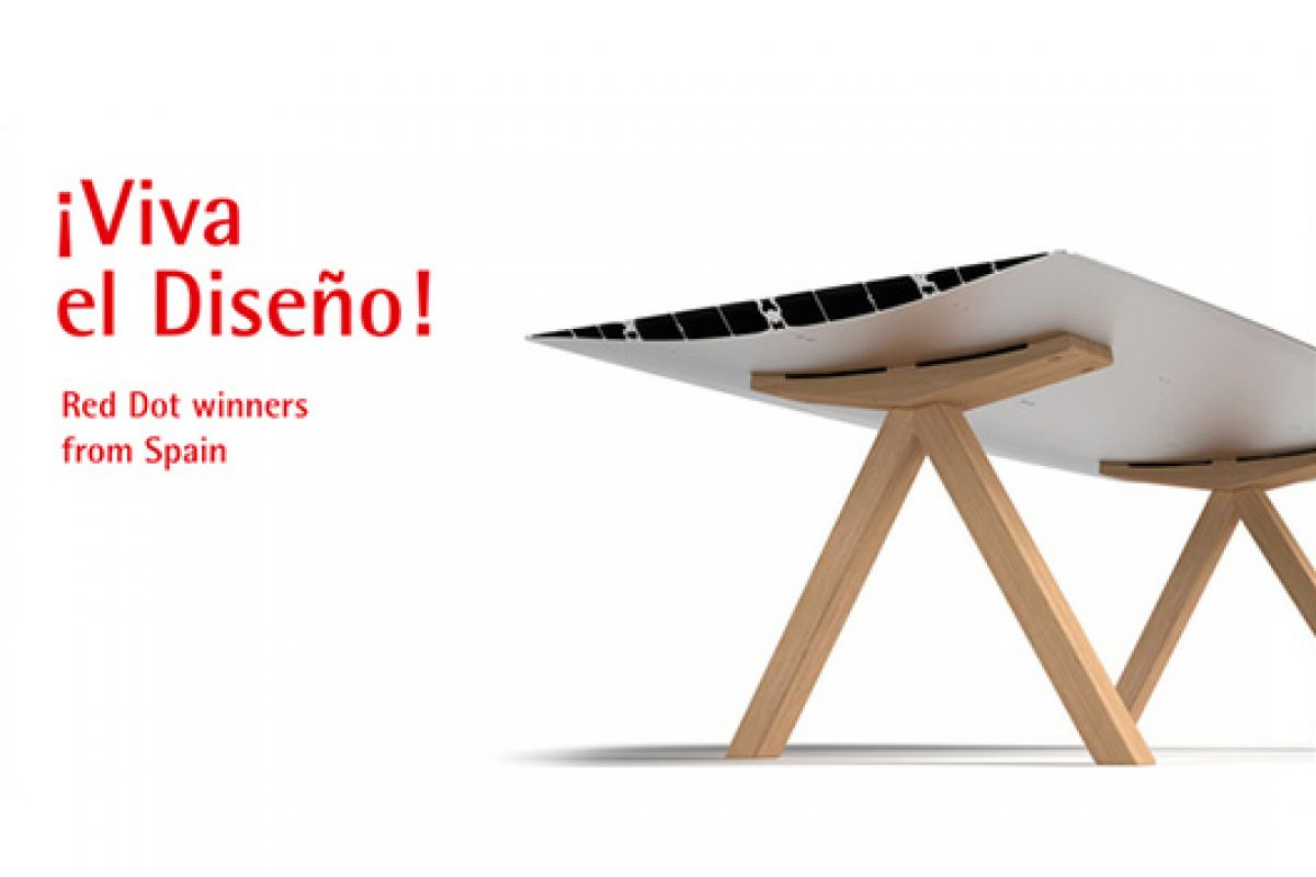 """¡Viva el Diseño!"": Red Dot Design Museum Essen hosts exhibition of Spanish designs"