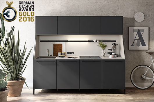Siematic 29 Receives The German Design Awards 2016 In Gold The Reinterpretation Of The
