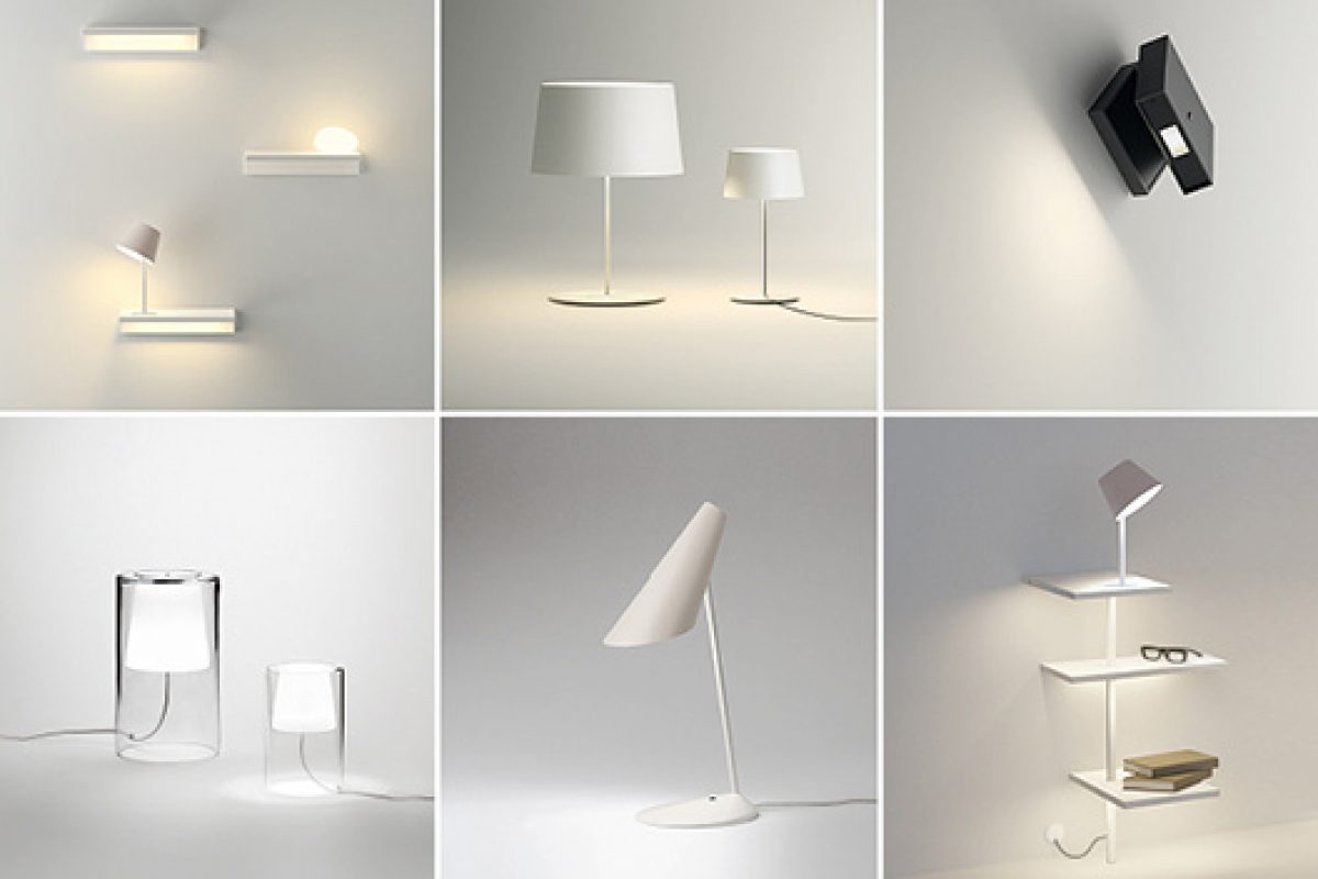 Vibia presents its bedroom lighting collections. Inspiration to create atmospheres