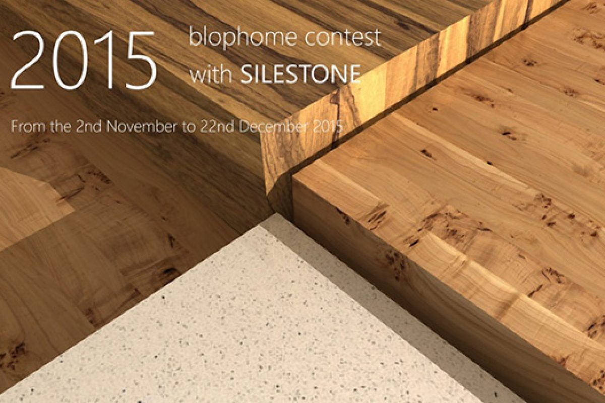 Call for entries for the 3D Interior Design 2015 Competition with Blophome and Silestone