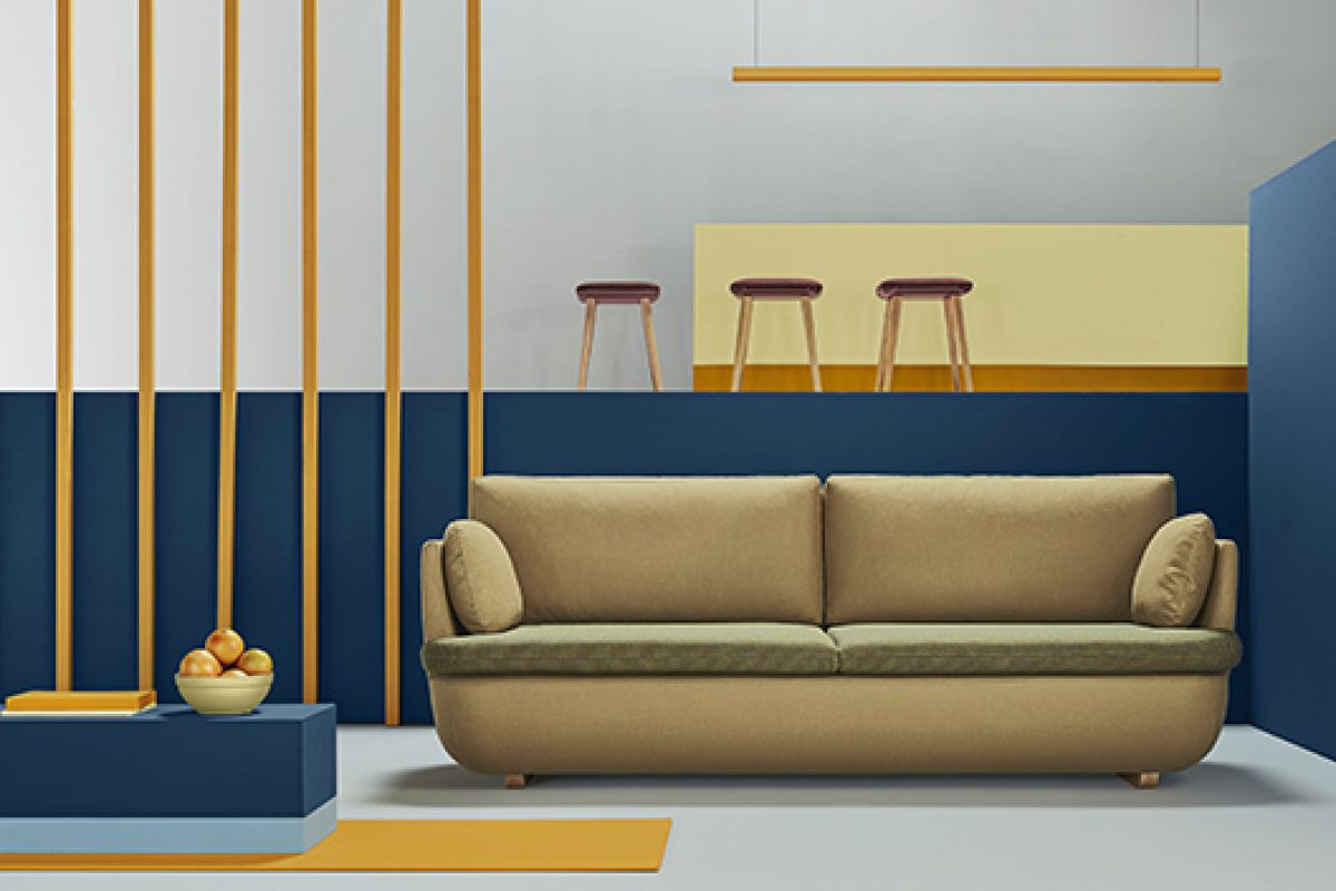 Pepe Albargues is inspired by an adventurous journey to design Canoa, the new sofa by Missana