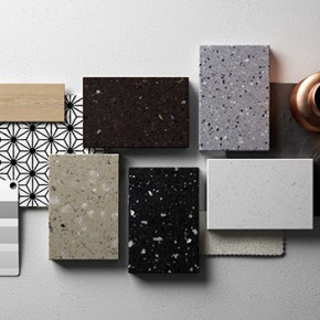 HI-MACS® by LG Hausys surprises with LUCIA, the new collection with three colours by Marcel Wanders