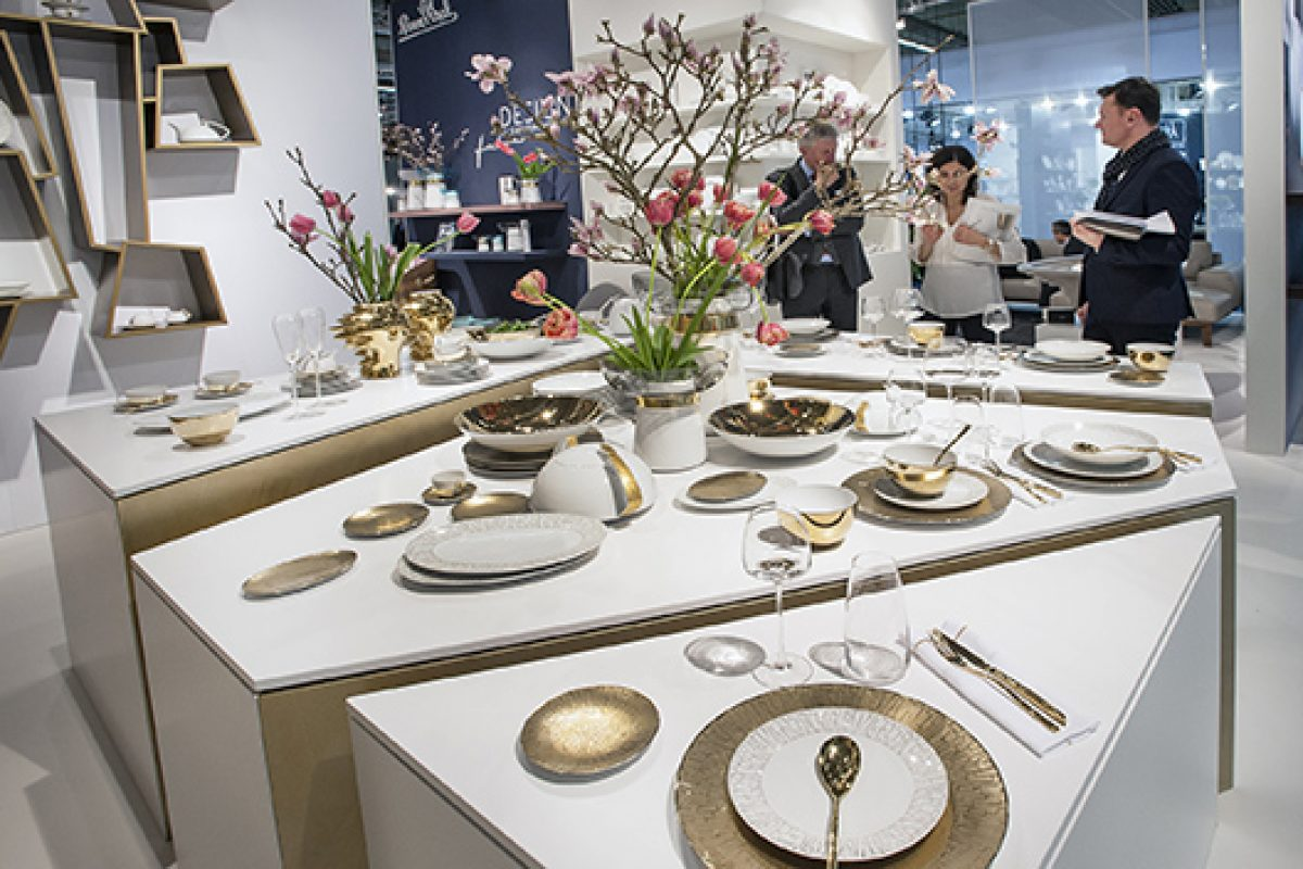 Ambiente 2016 showcases trends and new products for the table, kitchen and household