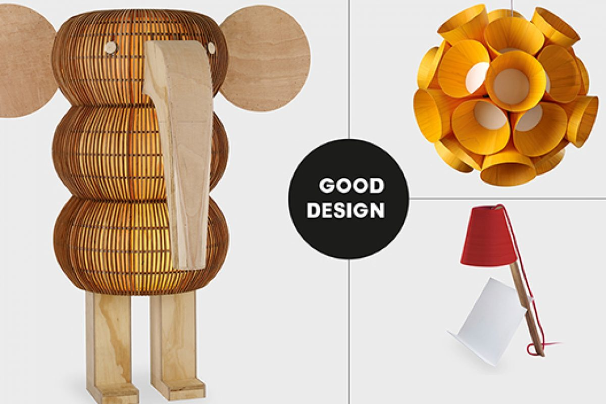 Hat-trick for LZF at the Chicago Good Design Awards 2015