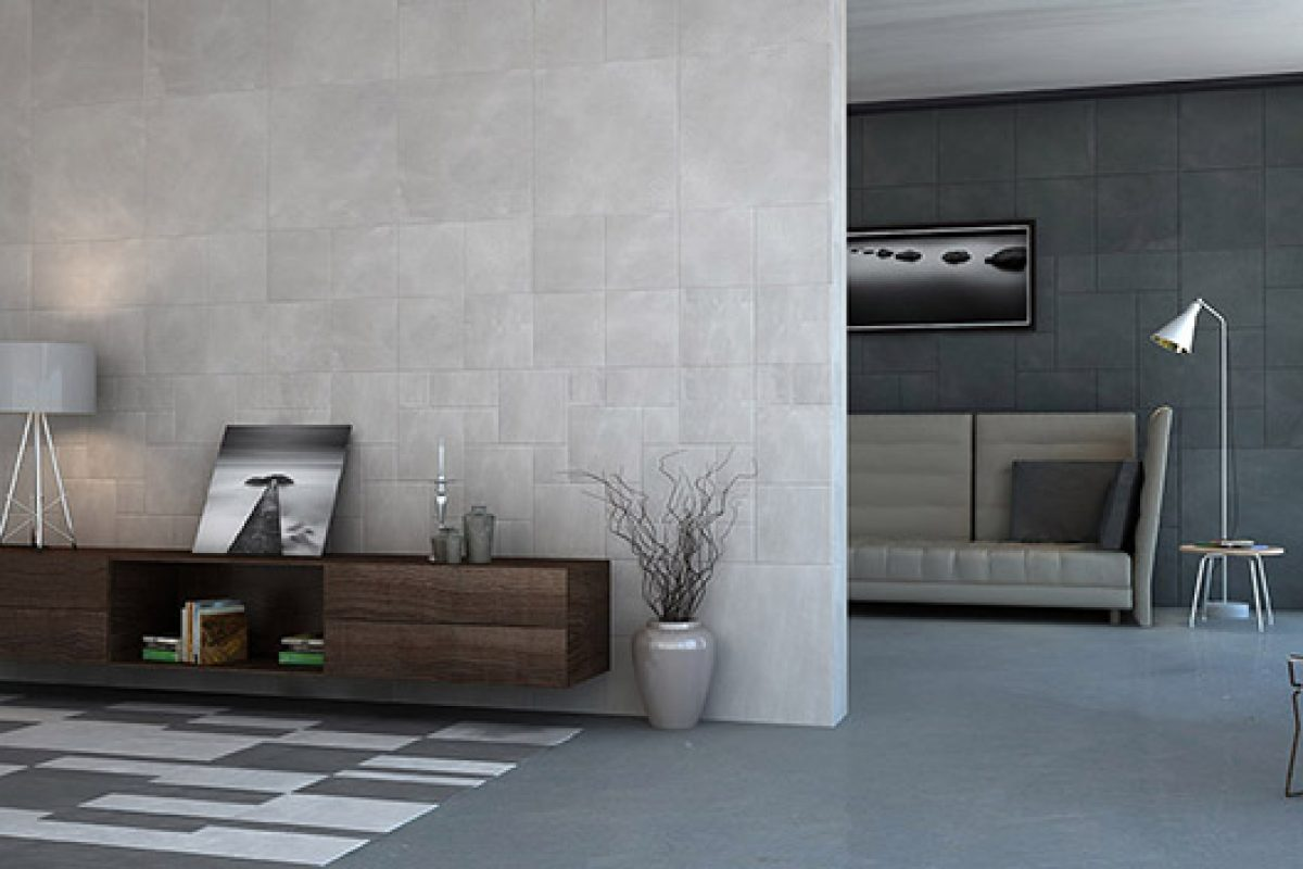 Leather floor & wall coverings by Lapèlle. Colors, textures and materials as interior's second skin