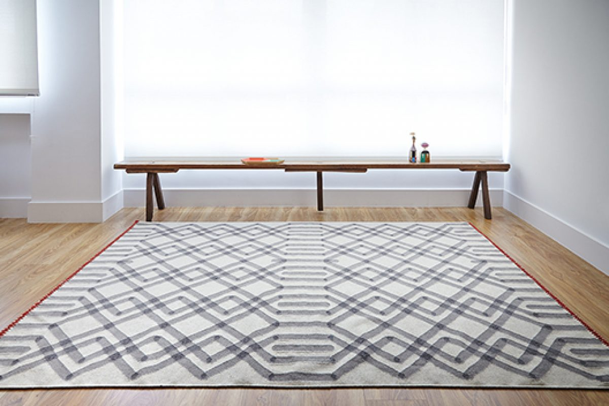 DUNA, the new Odosdesign reversible rug for GAN