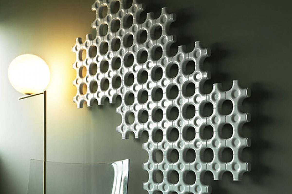 add-On radiator designed by Satyendra Pakhalé for Tubes, constant innovation in time
