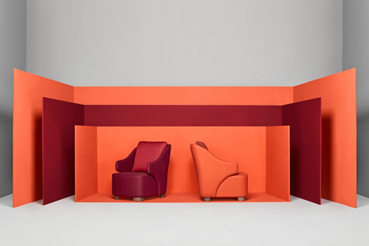 Missana presents the Vectis armchair, inspired by an unknown and misterious British Island