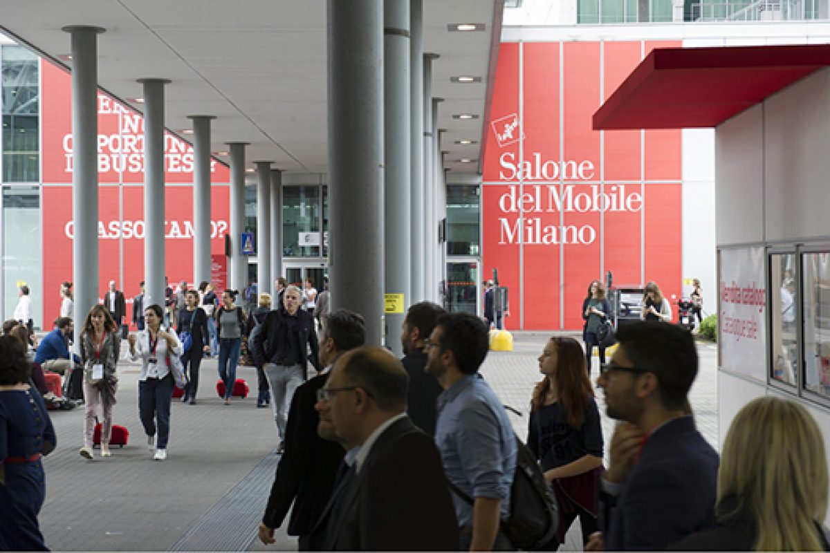 Salone del Mobile.Milano 2016: sold out again this year!