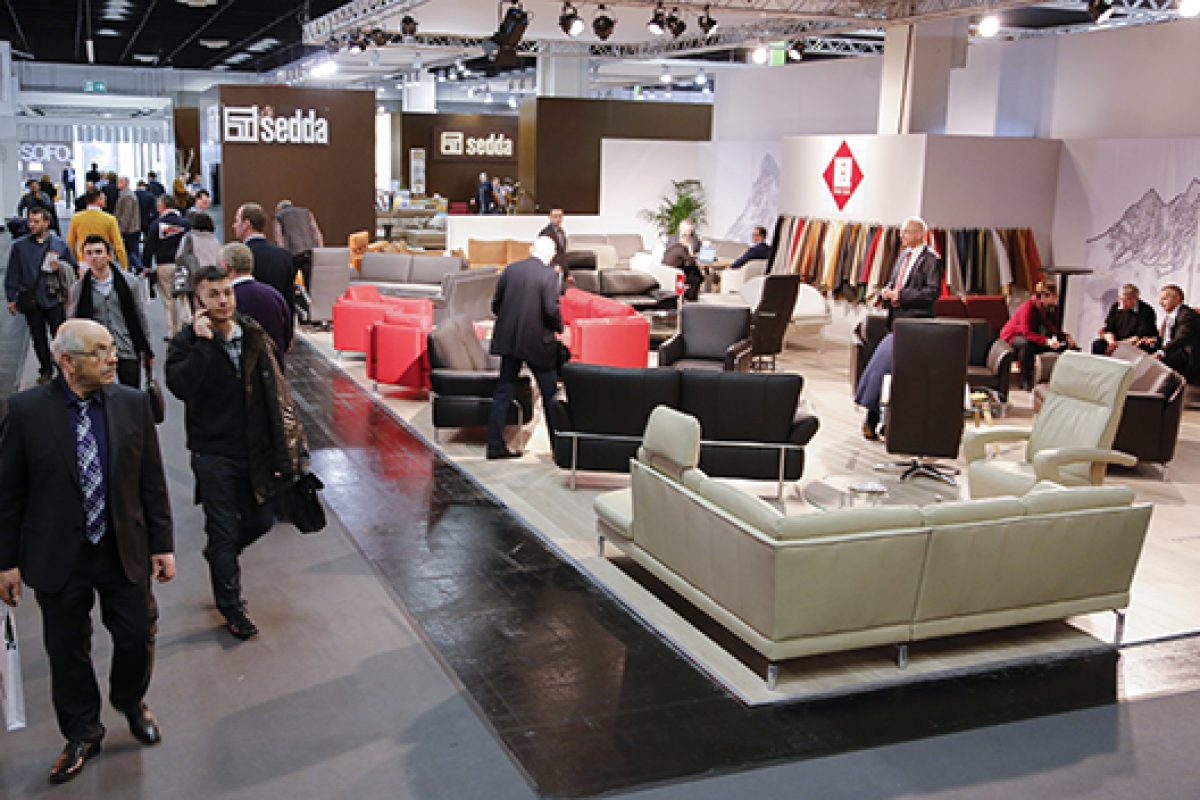Comfort at imm cologne: New trends in rest and comfortable sitting