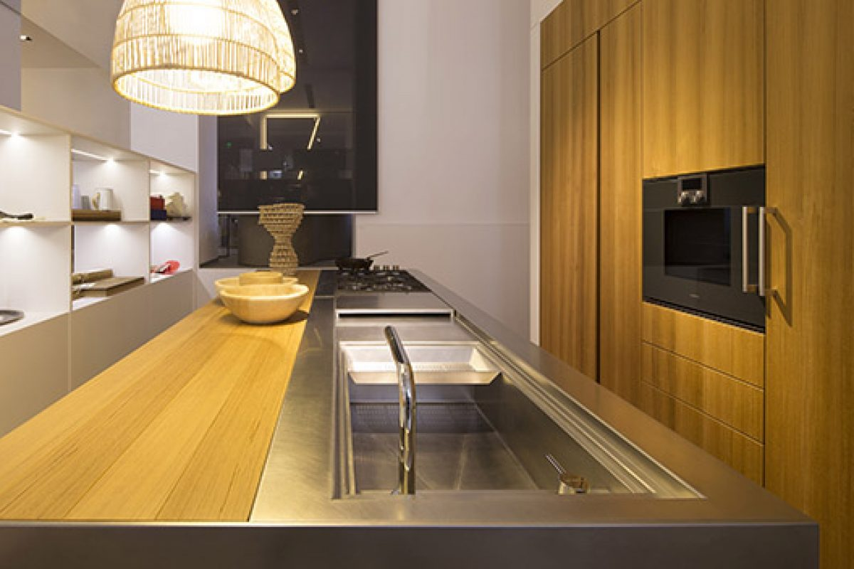 "Milan Design Week 2016 preview: ""Basik"" kitchen by Key Cucine at Agape12"