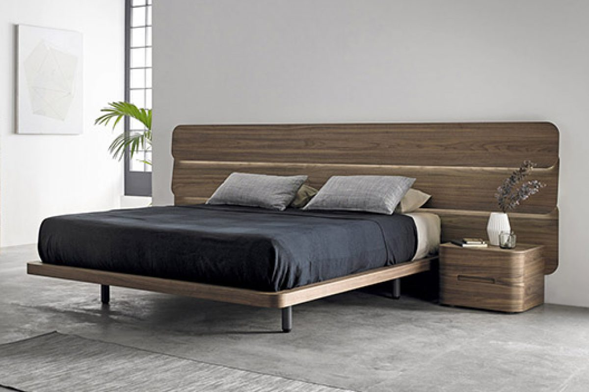Dsignio creates Dodó, an elegant and contemporary bed for Mobenia