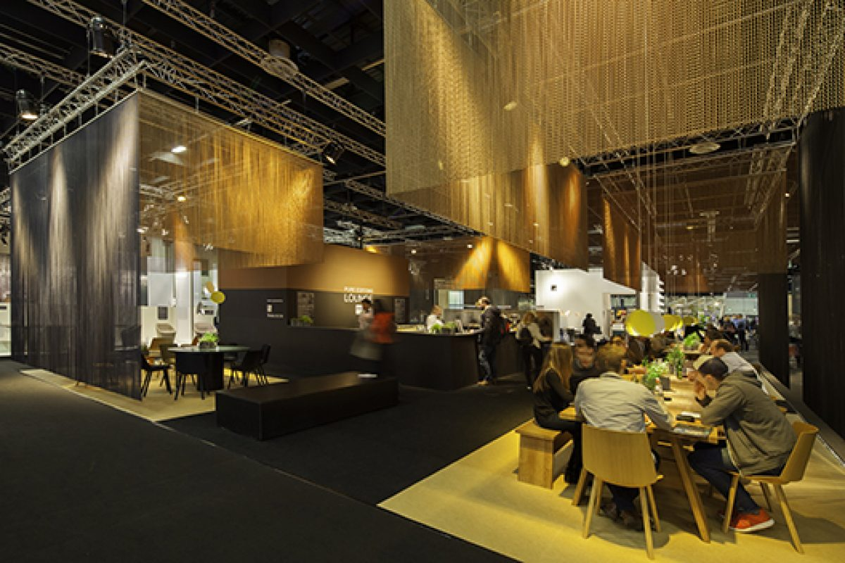 KriskaDECOR®, a great success at IMM Cologne