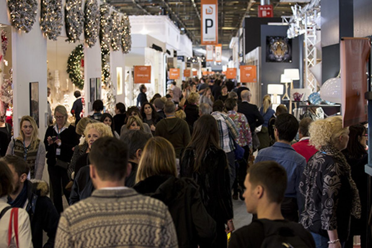 Maison&Objet Paris is positioned as a major specifier for future trends for the design, decor and lifestyle markets