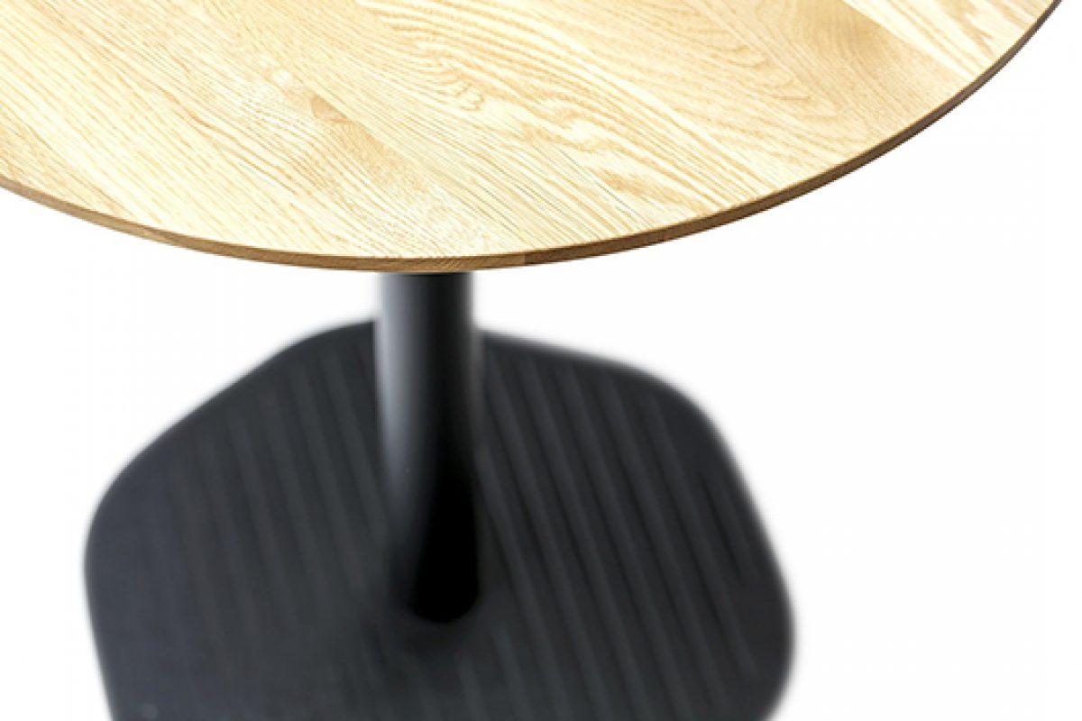 Hexagon by Yonoh, new table collection for Ton design brand